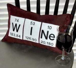 La química del vino